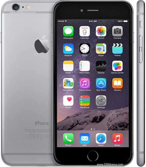 Iphone 6 plus 16go (Turbo Sim)