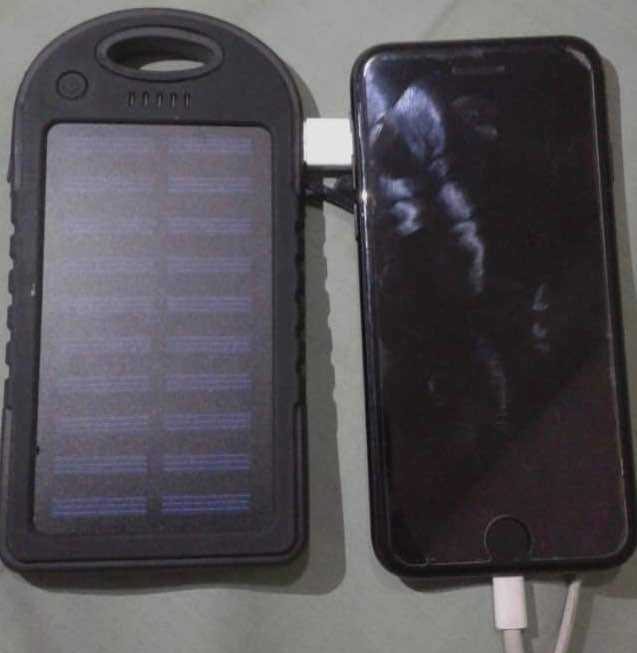 Portable  Solar Power-bank