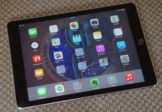 Ipad Air 2 Space Grey 32g