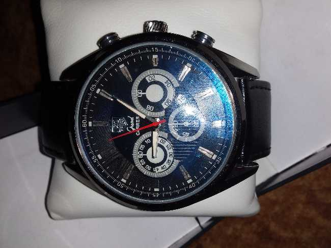 Montre marque tag Heuer