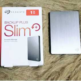 Seagate Backup Plus Slim 1TB Portable