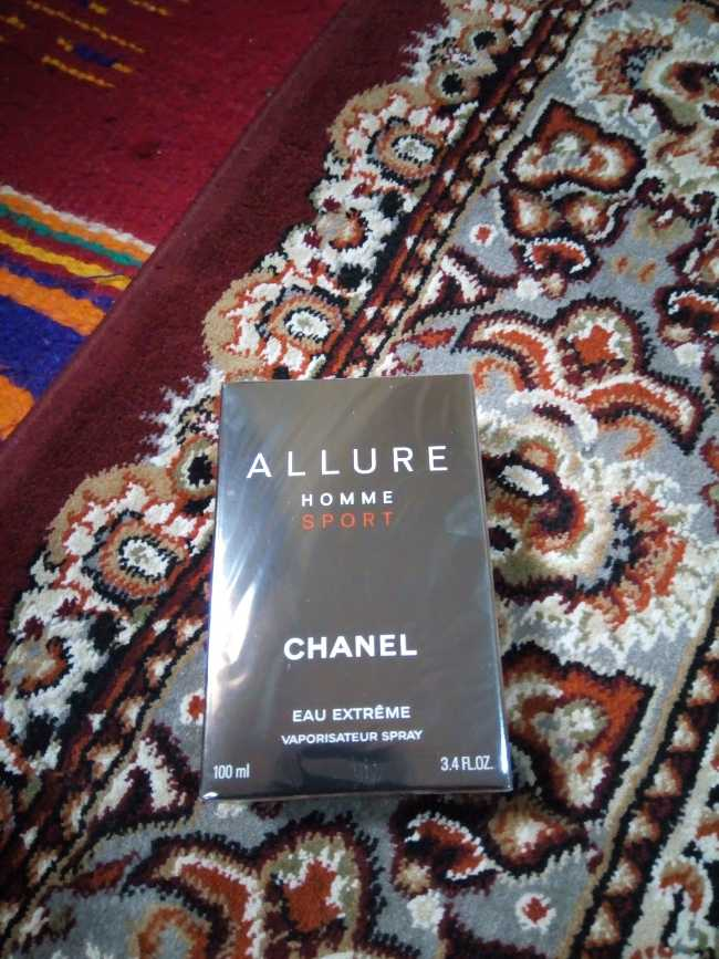 Allure Sport Chanel Extrem Orginal
