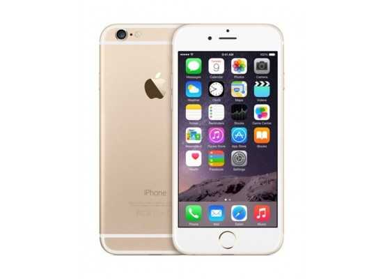 iPhone 6 gold en bon etat