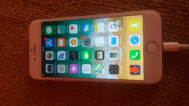 Iphone 6s plus 64Gb  zeyn na8ive