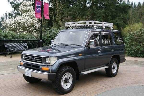 Toyota Land Cruiser SX