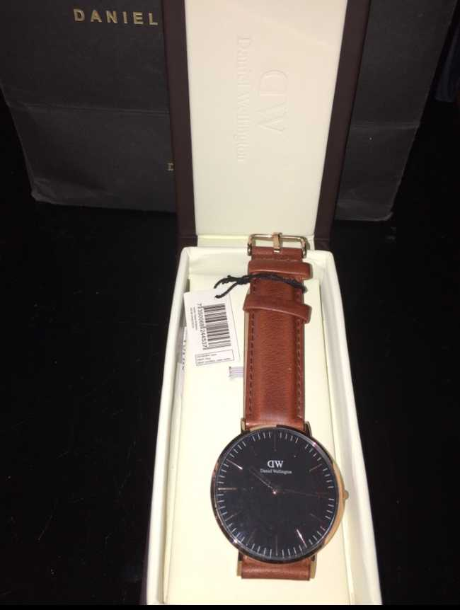 Montre Homme Daniel Wellington