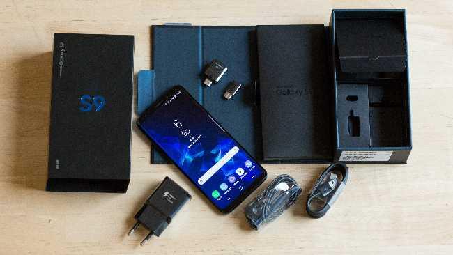 Samsung Galaxy s9 simple 64g neuf - voursa com
