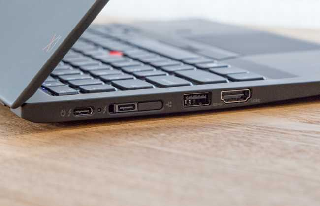 Lenovo Thinkpad X1 carbon core i7 venu USA