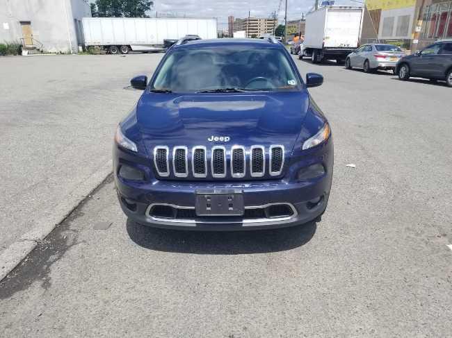 Jeep Cherokee limited full option