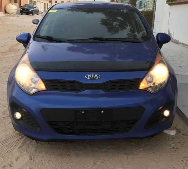 Kia Rio 2013 Automatique