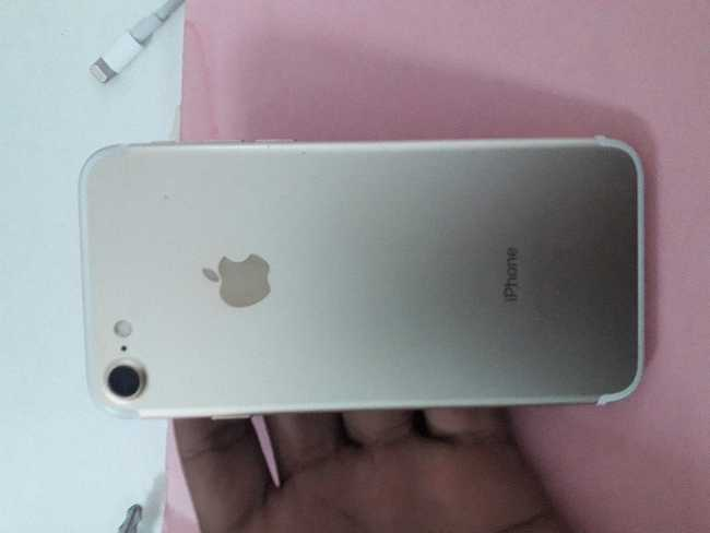 Iphone 7 simple Gold 256 Gb