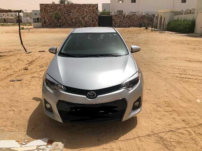 Toyota Corolla 2014 essence