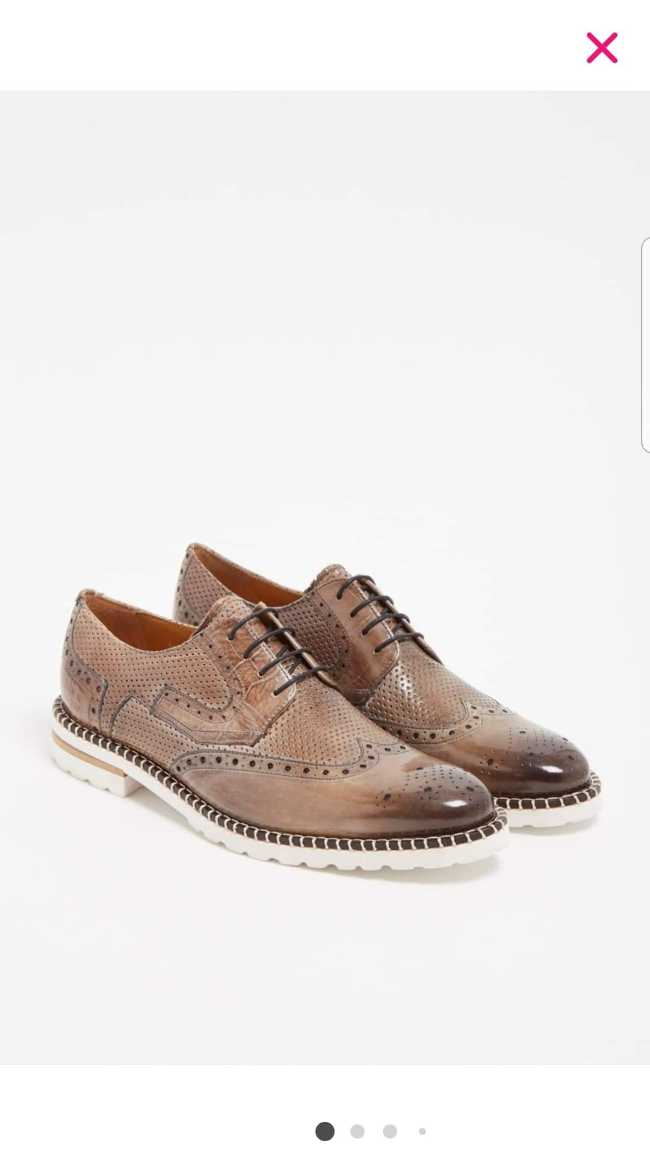 Chaussures classique  cuire