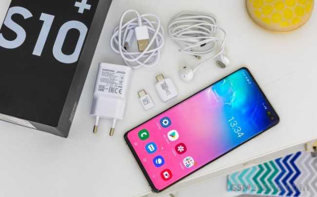 Samsung Galaxy S10+ 128g