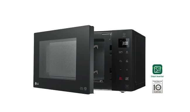 Microonde avec Grill LG MH6535GIB 25 L 1000W Nero