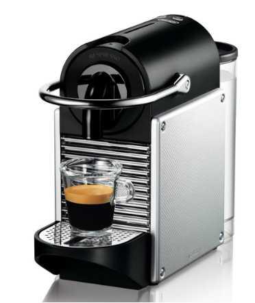 Cafetière Nespresso De'Longhi Pixie EN125S