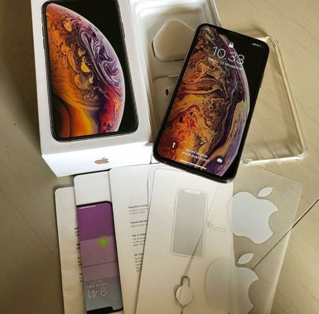 IPhone xs max voursa 7a9i9ye