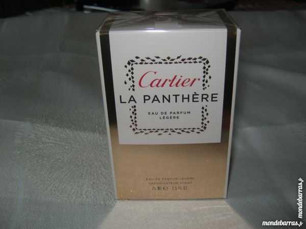 parfum Cartier femme 75 ml