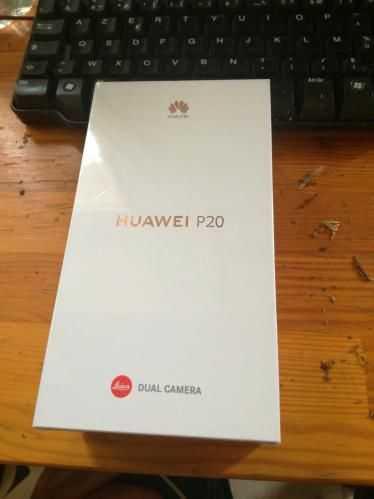 Huawei P20 64g neuf