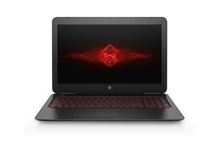 Hp core i7 Gamer RAM 8GB DISK 1TB + 128SSD  G5X 1050