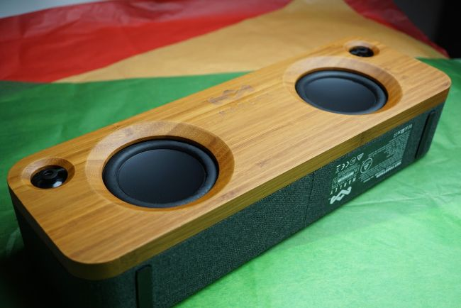 House of Marley Get Together Bluetooth Speaker Neuf