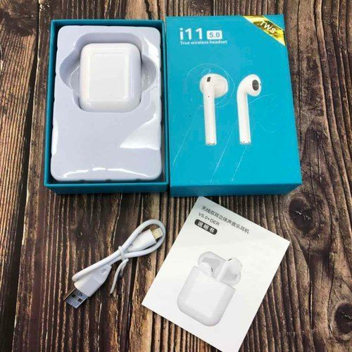 Airpods i11 Tws 5.0  neuf dans le paquet