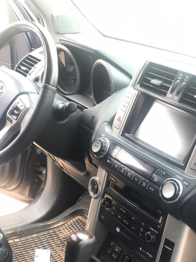 PRADO TX 2010 Europienne Full option