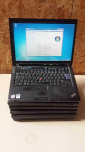 PC PORTABLE LENOVO T400 INTEL CORE2 DUO 2,4GHZ 2GO/120 - voursa com