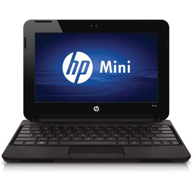 HP mini Battery 3h  Ram 1gb Disk 320gb
