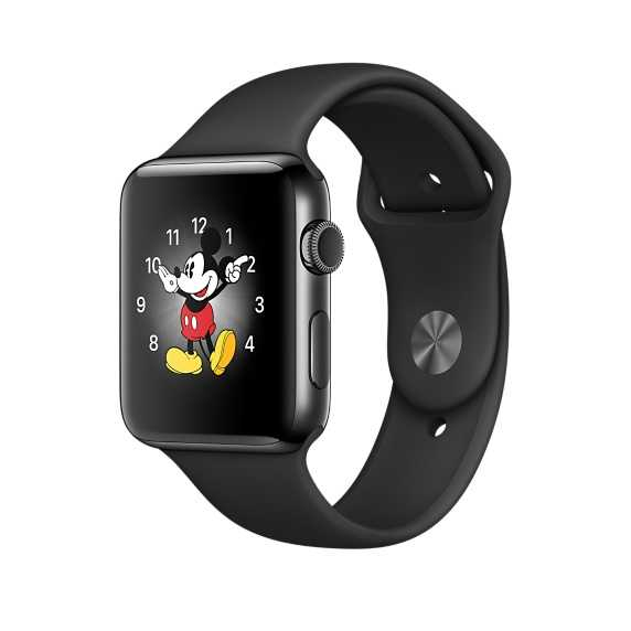 Apple Watch serie 2 (38 mm)