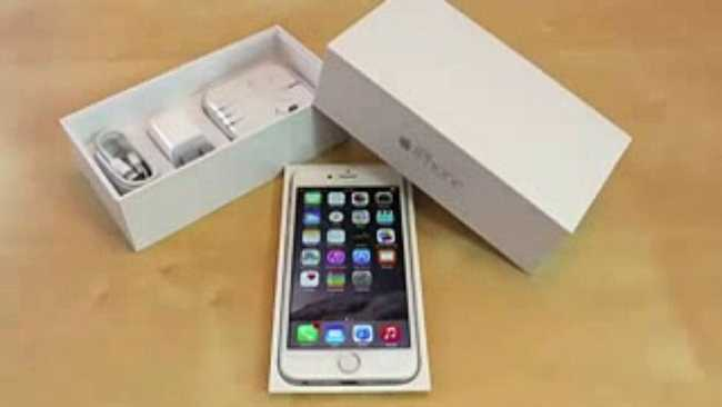 Iphone 6 jdide mezalt 64 GB
