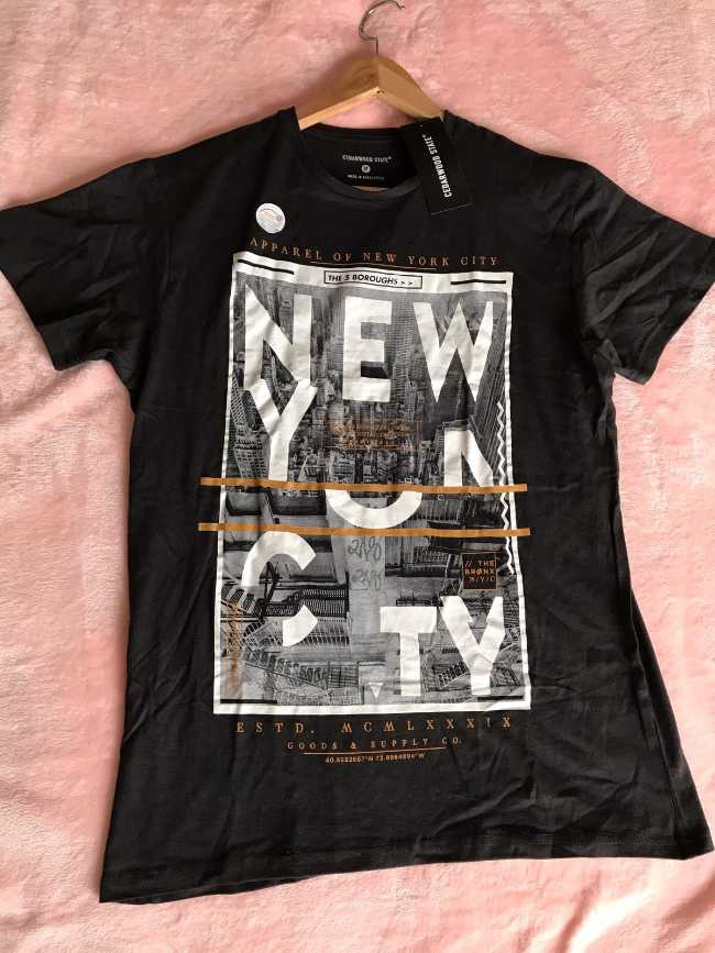 T-SHIRT ZARA ORIGINAL