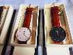 Montres Daniel Wellington Neuf, Swiss Made