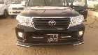 toyota land cruiser v8 2013