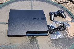 Ps3  320 GB 2 magnets 10juex