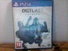 outlaste 1/2+DLC PS4