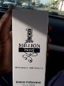 Parfum Tester 1 million prive arivage parfum 100ml