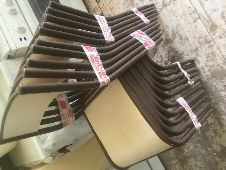 10 chaises arrivage usa